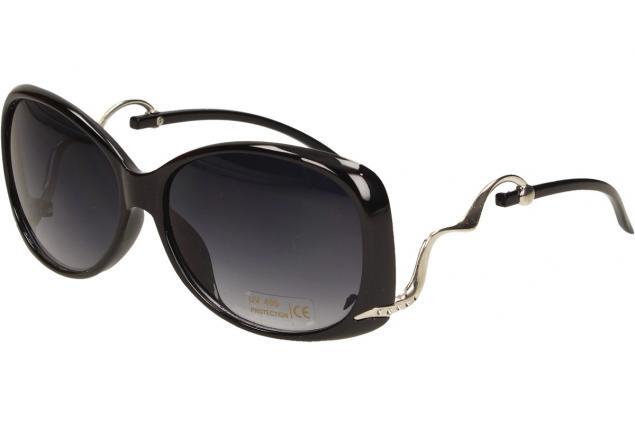 Foto 4 - Sluneční brýle Černé WJ330