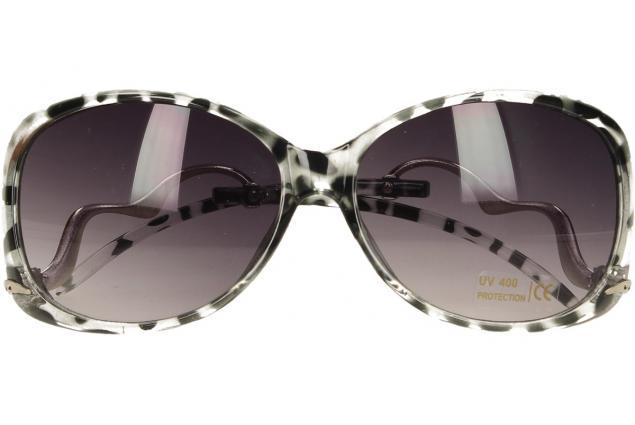 Foto 2 - Sluneční brýle Průhledné Žíhané WJ330