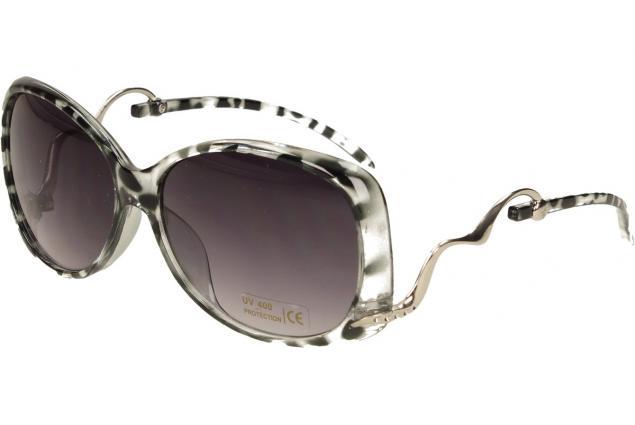 Foto 4 - Sluneční brýle Průhledné Žíhané WJ330