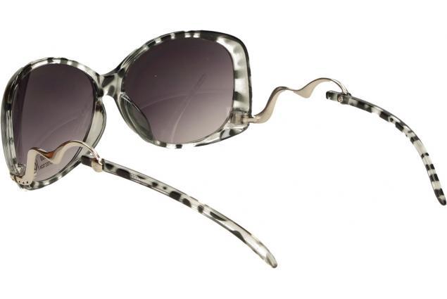 Foto 6 - Sluneční brýle Průhledné Žíhané WJ330