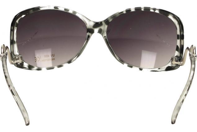 Foto 7 - Sluneční brýle Průhledné Žíhané WJ330