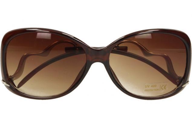 Foto 2 - Sluneční brýle Hnědé WJ330