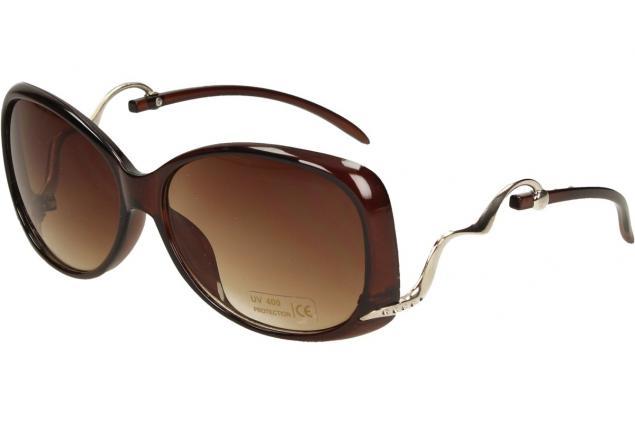 Foto 4 - Sluneční brýle Hnědé WJ330