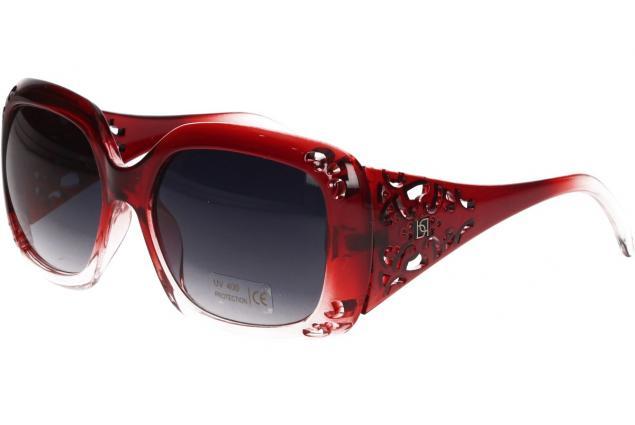 Foto 3 - Sluneční brýle Červené WJ231