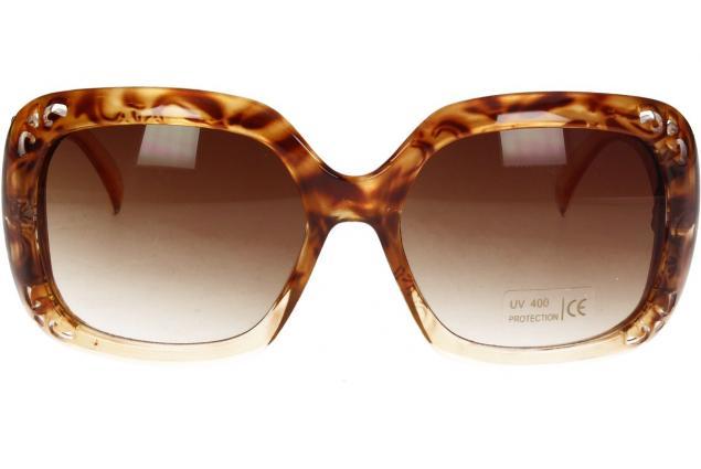 Foto 2 - Sluneční brýle Zlaté Žíhané WJ231