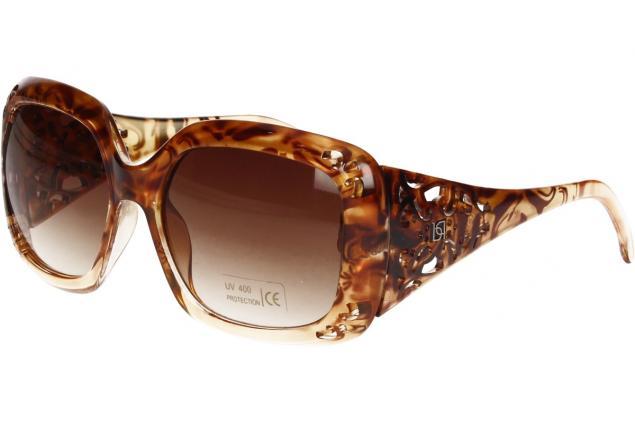 Foto 3 - Sluneční brýle Zlaté Žíhané WJ231