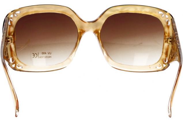 Foto 6 - Sluneční brýle Zlaté Žíhané WJ231