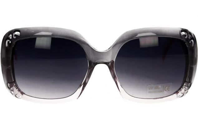 Foto 2 - Sluneční brýle Šedo-růžové WJ231