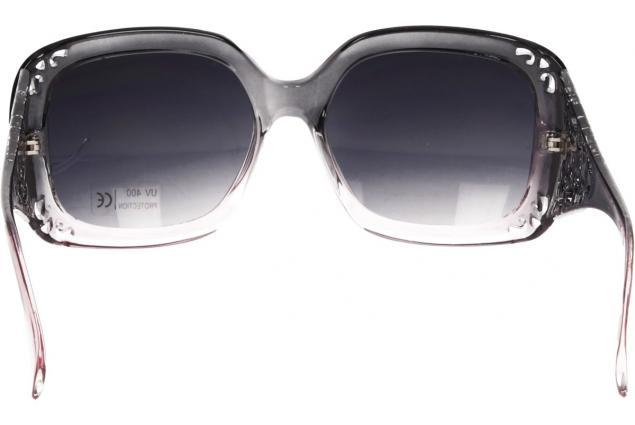 Foto 6 - Sluneční brýle Šedo-růžové WJ231