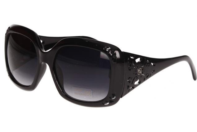 Foto 3 - Sluneční brýle Černé WJ231