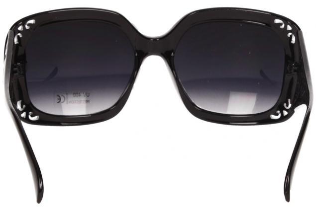 Foto 6 - Sluneční brýle Černé WJ231
