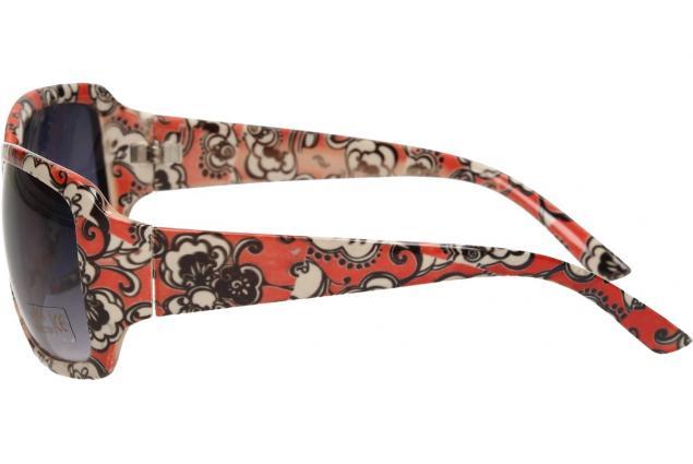 Foto 4 - Sluneční brýle kytkované červeno-bílé 9330
