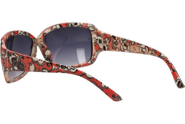 Foto 5 - Sluneční brýle kytkované červeno-bílé 9330