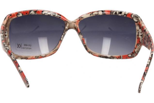 Foto 6 - Sluneční brýle kytkované červeno-bílé 9330
