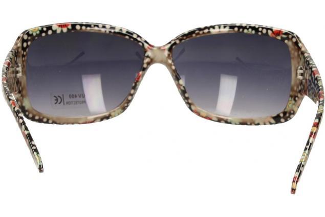 Foto 6 - Sluneční brýle kytkované s puntíky 9330