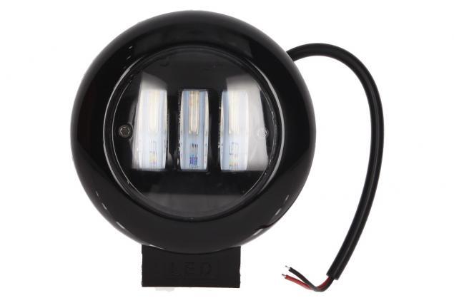 Foto 3 - LED přídavný reflektor do auta kulatý 30W