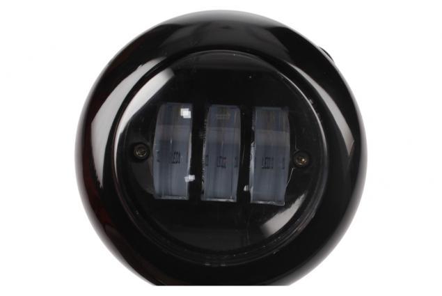 Foto 5 - LED přídavný reflektor do auta kulatý 30W