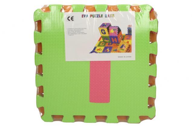 Foto 6 - Pěnové puzzle čísla 30x30 cm