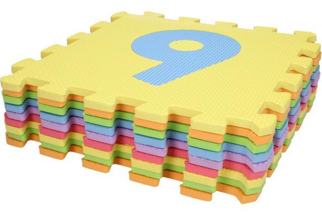 Foto 2 - Pěnové puzzle čísla 30x30 cm