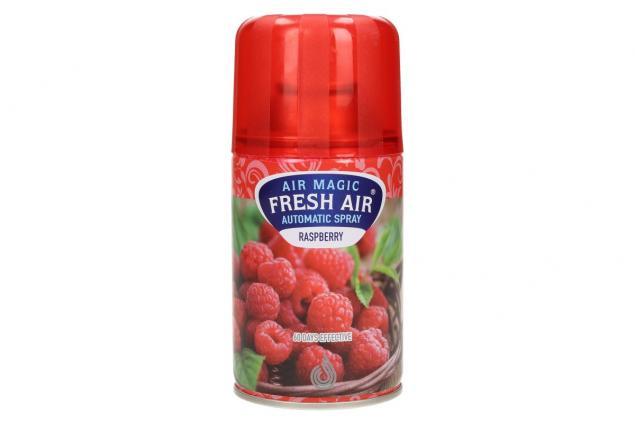 Foto 2 - FRESH AIR náplň do automatického osvěžovače vzduchu 260ml - Maliny