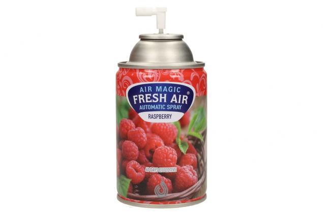 Foto 3 - FRESH AIR náplň do automatického osvěžovače vzduchu 260ml - Maliny