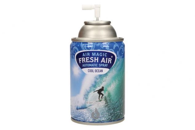 Foto 3 - FRESH AIR náplň do automatického osvěžovače vzduchu 260ml - Oceán