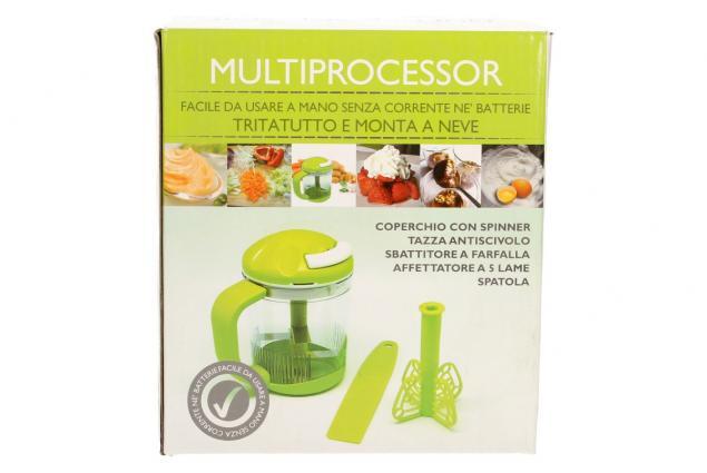 Foto 10 - Ruční sekáček potravin Multiprocessor