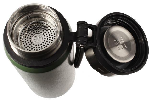Foto 7 - Dvouplášťová vakuová termoska 620 ml