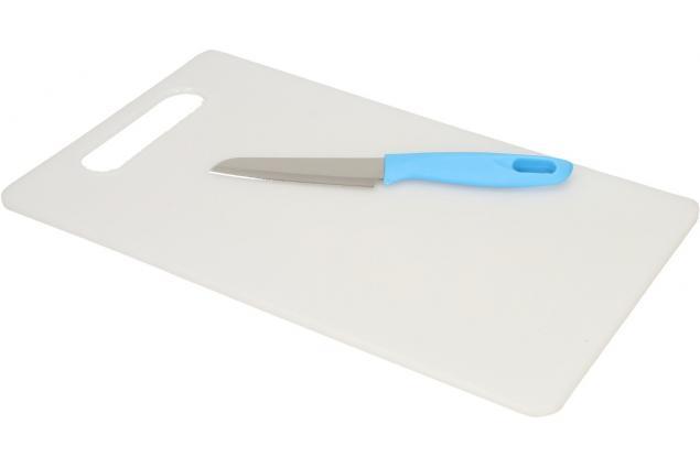 Foto 2 - Plastové krájecí prkénko 20 x 33 cm