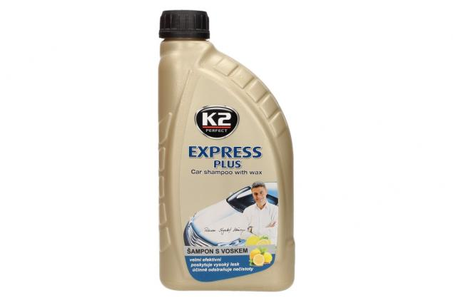 Foto 2 - K2 EXPRESS plus 1 L - šampon s voskem