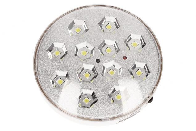 Foto 2 - SMD LED světlo na dálkové ovládání 70 LED