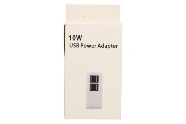 Foto 6 - USB nabíječka se 4 porty 10W
