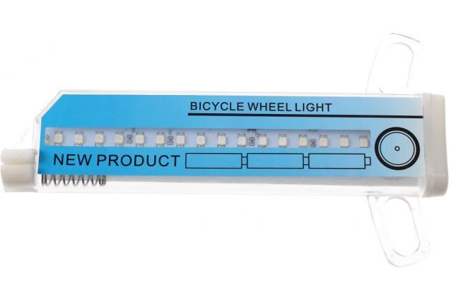 Foto 3 - LED světlo do výpletu kola LC-DO16
