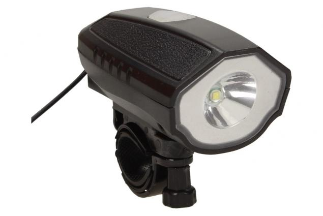 Foto 2 - LED přední světlo na kolo s držákem SB-269