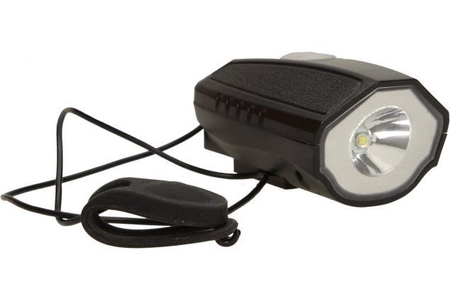 Foto 5 - LED přední světlo na kolo s držákem SB-269