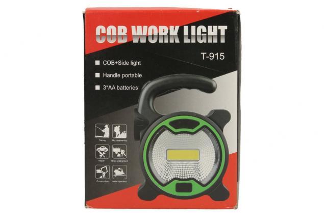 Foto 10 - COB LED reflektor s postranním světlem T-915