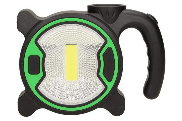 Foto 9 - COB LED reflektor s postranním světlem T-915