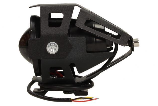 Foto 4 - Přídavné LED čočkové světlo na motorku Laser Gun 10W