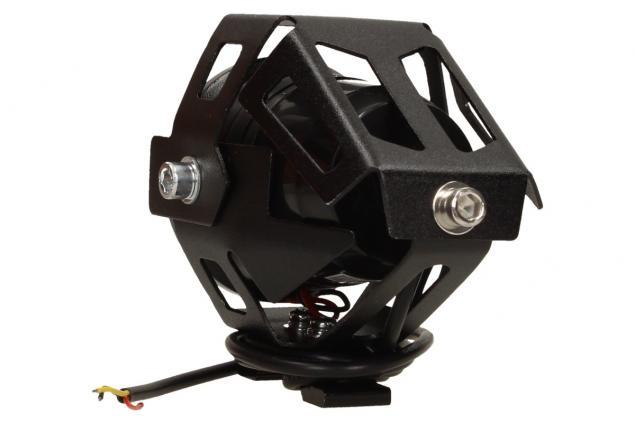 Foto 5 - Přídavné LED čočkové světlo na motorku Laser Gun 10W