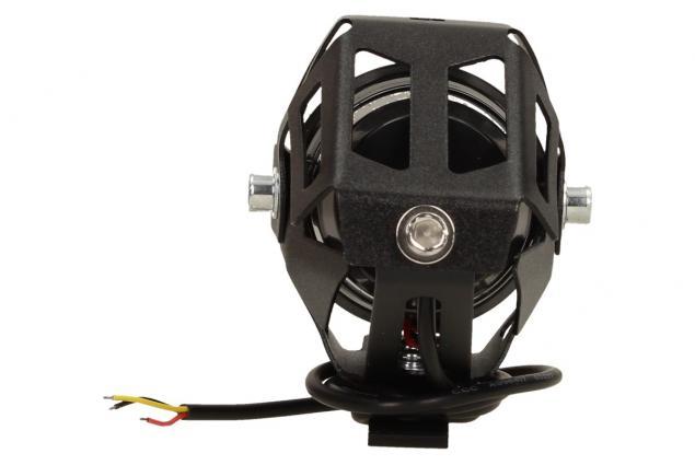 Foto 6 - Přídavné LED čočkové světlo na motorku Laser Gun 10W