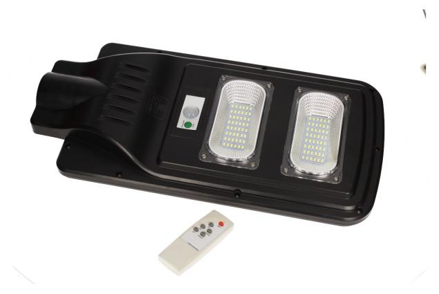 Foto 2 - LED solární venkovní světlo 60W na dálkové ovládání.