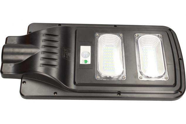 Foto 3 - LED solární venkovní světlo 60W na dálkové ovládání.