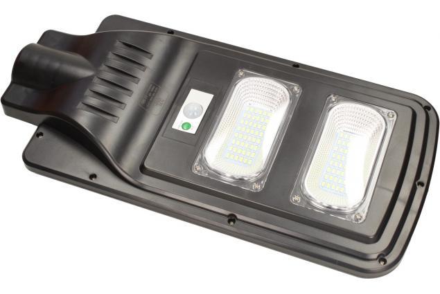 Foto 5 - LED solární venkovní světlo 60W na dálkové ovládání.