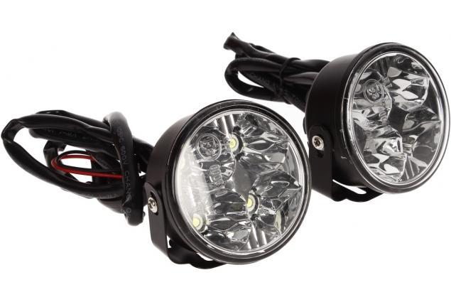 Foto 2 - LED světla pro denní svícení Maxeed 12V 4 LED (4w) x 2