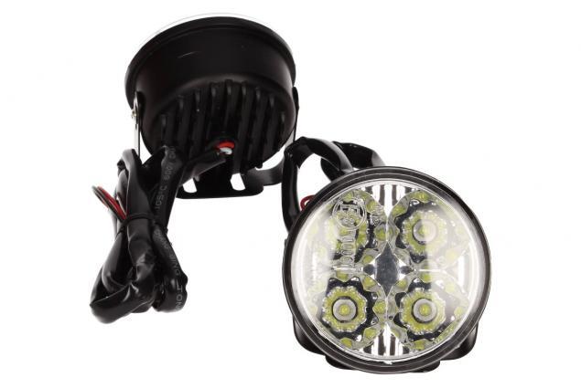 Foto 7 - LED světla pro denní svícení Maxeed 12V 4 LED (4w) x 2