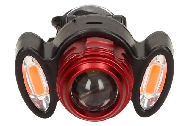 Foto 2 - Univerzální LED světlo, svítilna na kolo