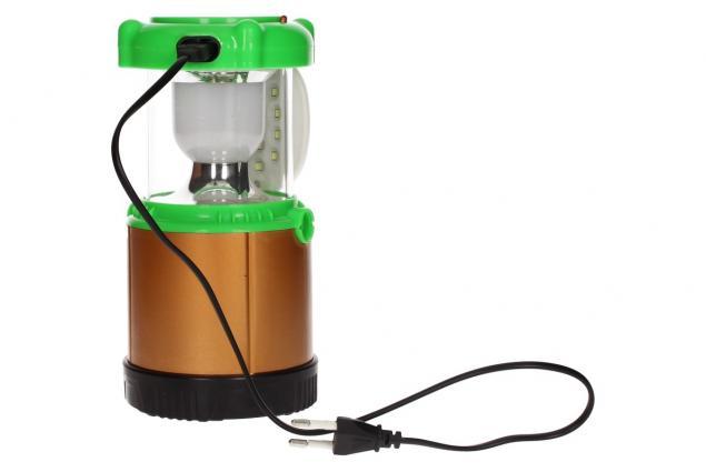 Foto 5 - Lampa pro kemping 3v1+ solární nabíječka
