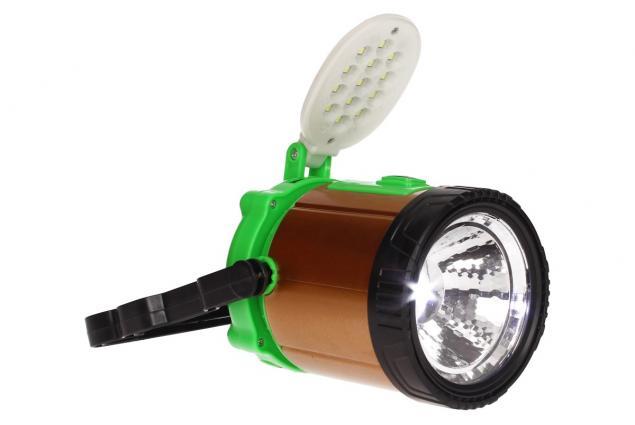 Foto 6 - Lampa pro kemping 3v1+ solární nabíječka