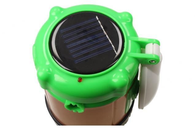 Foto 7 - Lampa pro kemping 3v1+ solární nabíječka