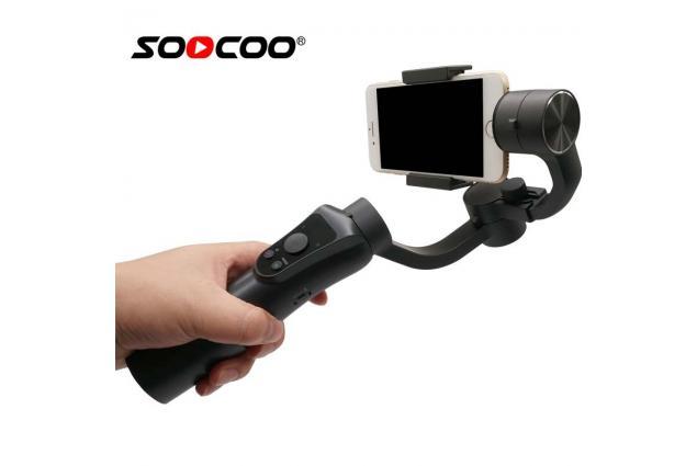 Foto 2 - Profesionální, univerzální stabilizátor SooCoo Gimbal PS3